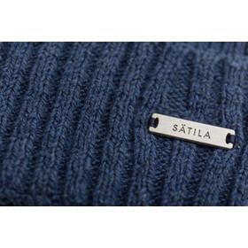 Sätila of Sweden Recycle Denim Czapka, dark denim